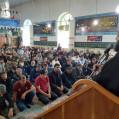 ویژه برنامه هفدهم محرم درمسجد سجادیه برگزارشد/تصویر