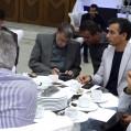 برگزاری نشست شورای توسعه فوتبال شهرستان نکا/تصویر