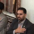 برگزاری زیارت عاشورا به یاد شهدای  ورزشکار نکایی/ تصویر