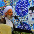 امام جمعه نکا : مسئولین به رهنمودها و سیاستهای ابلاغی رهبر بزرگوار بیشتر توجه کنند/ تصویر
