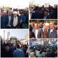 استقبال مردم ساری از نماینده جدید ولی فقیه در مازندران