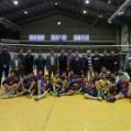 اولین برد شیرین تیم والیبال شهروندنکا امروز رقم خورد/تصویر