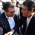 """افتتاح مجتمع تولیدی """"صادکو""""پس از ۱۱ سال وقفه با حضور وزیر صمت"""