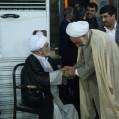 درآئینی ازخدمات انقلابی حجتالاسلام والمسلمین جمشیدی تجلیل شد/تصویر