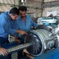 تعمیرات اساسی فیدپمپ شماره یک بویلر نیروگاه نکا