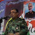 امیر سرتیپ یاسینی : شهدا ودیعه امنیت را برای ما به یادگار گذاشتند/ تصویر