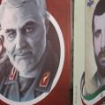 مراسم سالگردخبرنگارشهیدلقمانی وگرامیداشت سردارسلیمانی درمصلای نکا/تصویر