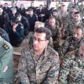 صبحگاه مشترک نیروهای مسلح نکا بمناسبت گرامیداشت دهه مبارک فجر/ تصویر