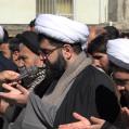 "تشییع پیکر طلبه فاضل ""حجت الاسلام حسینی ""توسط مردم قدرشناس نکا"