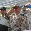 فرمانده پادگان شهدای ارتش درنکا با هدف پاسداشت زحمات جهادگران سلامت ادای احترام کرد