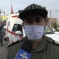 برگزاری عملیات دفاع بیولوژیک در شهرستان نکا/ تصویر