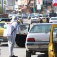 ضدعفونی کردن معابر شهری و اماکن عمومی توسط شهرداری نکا