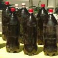 کشف بطری های نوشابه حاوی تریاک درمحمودآباد