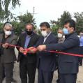افتتاح دو طرح در دومین روز از هفته دولت در شهرستان نکا
