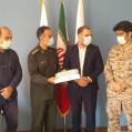 ابوالحسنی به سمت رئیس هیئت ورزشهای همگانی بسیج مازندران منصوب شد