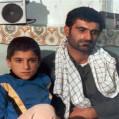سردار صحرایی به همرزمان شهیدش پیوست / تصویر