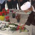پرده برداری ازیادمان شهدای گمنام دردانشگاه آزاداسلامی واحدنکا/ تصویر
