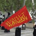 دختران نکایی به مقام شامخ شهدا ادای احترام نمودند+عکس