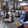 دعای پر فیض عرفه در مسجد جامع نکا