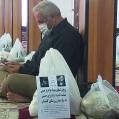 اجرای طرح اطعام و احسان حسینی در نکا