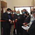 نمایشگاه هنرخط وتذهیب ازجملات عرفانی آیت الله کوهستانی دربهشهر