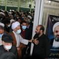 هفتمین شب درگذشت حجت الاسلام  طاهری در مصلای امام خمینی نکا /تصویر